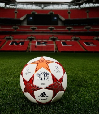 Soccer Ball - Obrázkek zdarma pro Nokia C-5 5MP