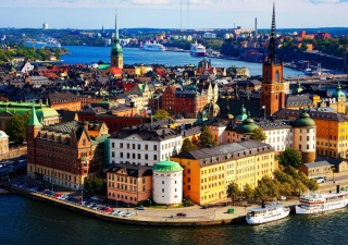 Stockholm - Sweden Picture for Android, iPhone and iPad
