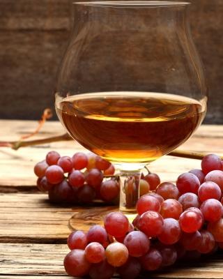 Cognac and grapes - Obrázkek zdarma pro Nokia Asha 303