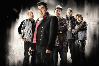 Lilyhammer with Steven Van Zandt Background for Android, iPhone and iPad