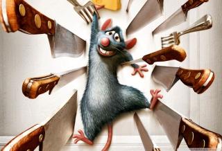 Ratatouille - Obrázkek zdarma pro Samsung Galaxy Ace 4