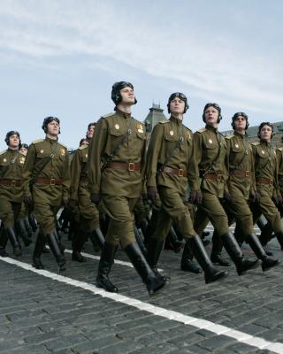 May Victory Day Celebrations - Obrázkek zdarma pro Nokia 300 Asha