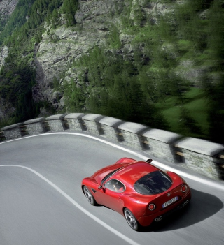 Alfa Romeo Mito - Obrázkek zdarma pro iPad Air