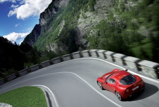 Free Alfa Romeo Mito Picture for Android, iPhone and iPad