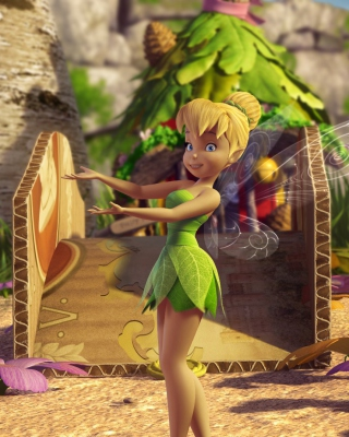 Tinker Bell And The Great Fairy Rescue 2 - Obrázkek zdarma pro 768x1280