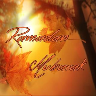 Ramadan Mubarak - Obrázkek zdarma pro iPad mini 2
