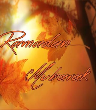 Ramadan Mubarak - Obrázkek zdarma pro Nokia Asha 305