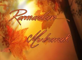 Ramadan Mubarak - Obrázkek zdarma pro 480x400