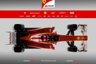 Ferrari F1 - Obrázkek zdarma pro Samsung Galaxy S6