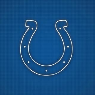 Indianapolis Colts NFL - Obrázkek zdarma pro 320x320