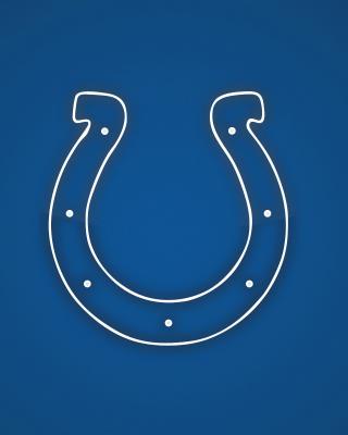 Indianapolis Colts NFL - Obrázkek zdarma pro Nokia 206 Asha