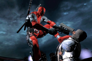 Deadpool Superhero Film - Obrázkek zdarma pro Widescreen Desktop PC 1920x1080 Full HD