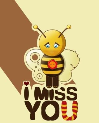I Miss You - Obrázkek zdarma pro Nokia 300 Asha