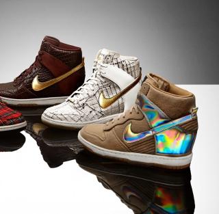 Nike Fashion Sport Shoes - Obrázkek zdarma pro iPad 3