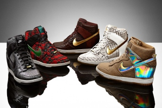 Nike Fashion Sport Shoes - Obrázkek zdarma pro LG P970 Optimus