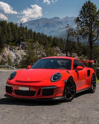 Porsche 911 GT3 RS - Obrázkek zdarma pro Nokia Asha 501