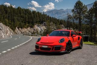 Porsche 911 GT3 RS - Obrázkek zdarma pro Fullscreen Desktop 1600x1200