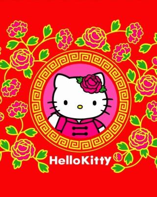 Hello Kitty - Obrázkek zdarma pro Nokia Lumia 920T