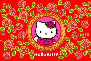 Hello Kitty - Obrázkek zdarma pro Fullscreen Desktop 1280x960