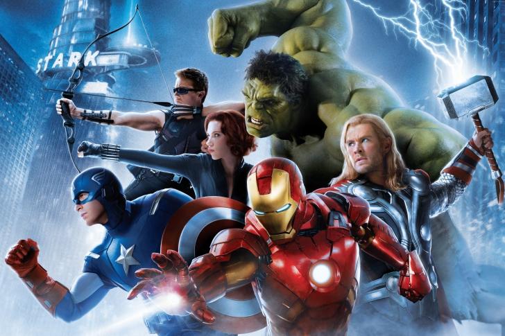Avengers 2 Age of Ultron wallpaper