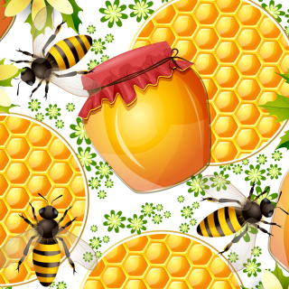 Honey Search - Obrázkek zdarma pro 1024x1024