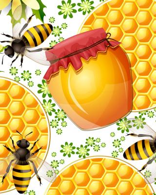 Honey Search - Obrázkek zdarma pro iPhone 5C