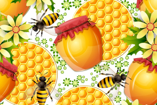 Honey Search Wallpaper for Android, iPhone and iPad