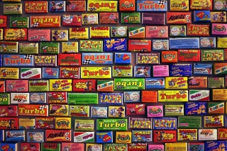Free Chewing gum Turbo Picture for Android, iPhone and iPad