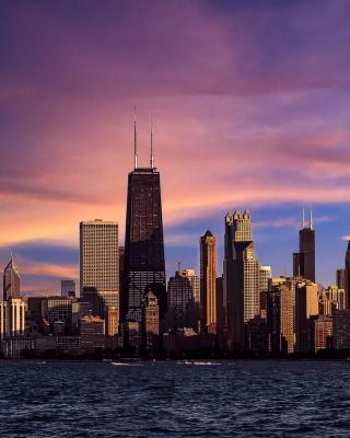 Chicago, Illinois - Fondos de pantalla gratis para Nokia C3-01