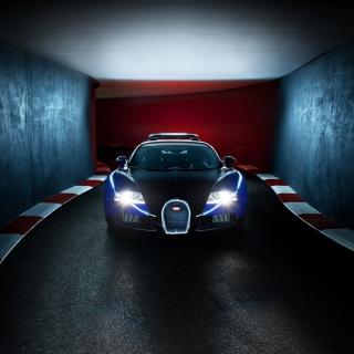 Bugatti Veyron - Obrázkek zdarma pro iPad mini 2