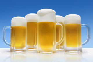 Cool Beer Background for Android, iPhone and iPad