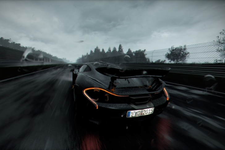 Driveclub Video Game wallpaper