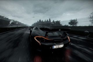 Driveclub Video Game Background for Android, iPhone and iPad