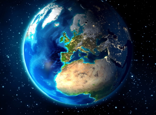 Earth Wallpaper for Android, iPhone and iPad