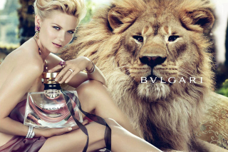 Bvlgari Jasmin Noir with Kirsten Dunst Picture for Android, iPhone and iPad