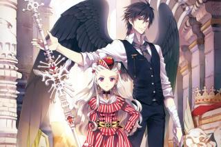 Anime Zerochan Queen - Obrázkek zdarma pro Fullscreen Desktop 1400x1050