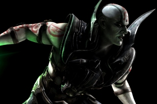 Free Quan Chi in Mortal Kombat Picture for Android, iPhone and iPad