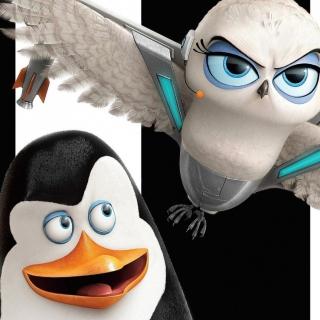 Penguins of Madagascar - Obrázkek zdarma pro iPad Air