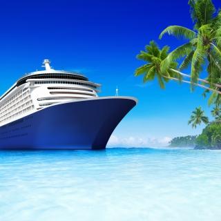 Royal Tropics Cruise - Obrázkek zdarma pro iPad Air