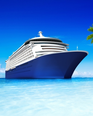 Royal Tropics Cruise - Obrázkek zdarma pro Nokia Asha 202