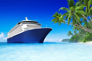 Royal Tropics Cruise - Obrázkek zdarma pro Samsung Galaxy Note 8.0 N5100