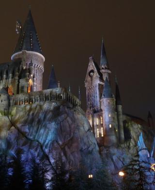 Hogwarts Castle - Obrázkek zdarma pro Nokia C1-00