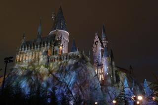 Hogwarts Castle - Obrázkek zdarma pro Samsung Galaxy S 4G