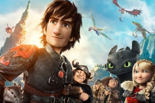 How To Train Your Dragon 2 Background for Android, iPhone and iPad