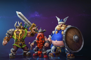 Heroes of the Storm Picture for Android, iPhone and iPad