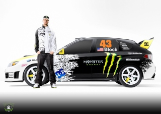 Ken Block Background for Android, iPhone and iPad