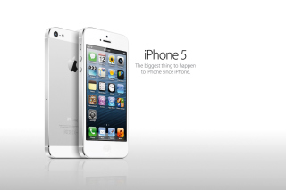 Iphone 5 - Obrázkek zdarma pro HTC Hero