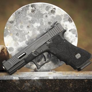 Glock 17 Austrian Pistol - Obrázkek zdarma pro 128x128