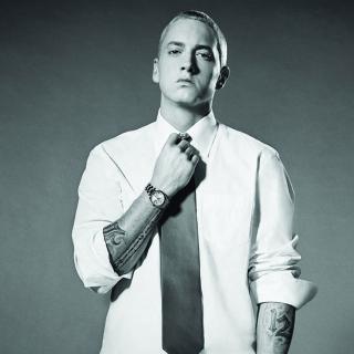 Eminem Marshall Mathers III - Obrázkek zdarma pro 2048x2048
