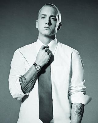 Eminem Marshall Mathers III - Obrázkek zdarma pro 240x320